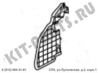 Кожух радиатора левый для Geely Atlas 5030002500