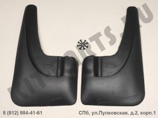 Брызговики передние для Geely Emgrand X7 NL4 BRF_GNL4