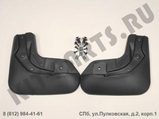 Брызговики передние для Geely Coolray BRF_GSX11