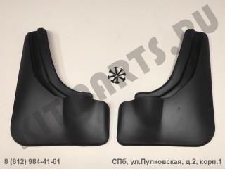 Брызговики задние для Geely Emgrand X7 NL4 BRZ_GNL4