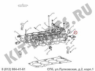 Клапан OCV для Geely Emgrand X7 NL4 1016050711576290