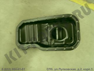 Картер (поддон) двигателя масляный для Geely MK, Geely MK Cross 1016051070