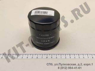 Фильтр масляный (EURO 4) для Geely Emgrand EC7, Geely GC6, Geely MK, Geely MK Cross 1136000118