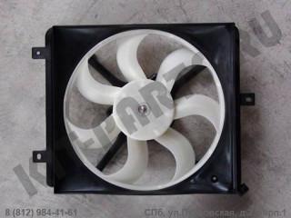 Вентилятор радиатора охлаждения двигателя правый для Geely MK, Geely MK Cross 1016003508