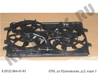 Вентилятор радиатора охлаждения двигателя для Geely Emgrand EC7, Geely Emgrand 7 1016014213