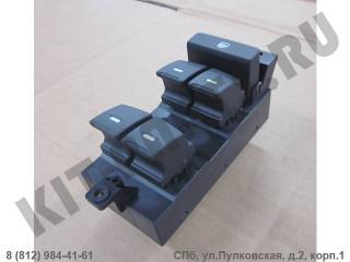 Блок кнопок стеклоподъемников для Geely Emgrand X7 1017020131