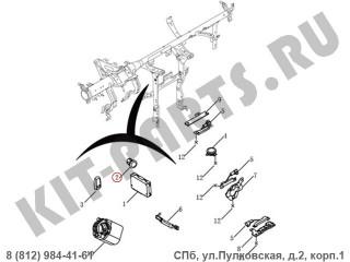 Кнопка запуска двигателя для Geely Emgrand X7 NL4 1017030710