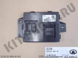 Блок управления электрооборудованием для Great Wall Hover H3, Hover H5 3600100K80B1