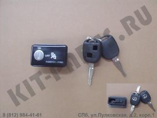 Блок отключения подушки безопасности пассажира для Great Wall Hover H3, Hover H5 3658800K80