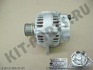 Генератор для Great Wall Hover H5 3701100ED01A