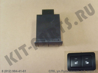 Кнопка включения обогрева сидения для Great Wall Hover H3, Hover H5 3759100K800089