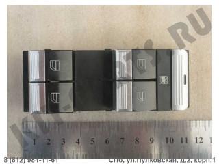 Блок управления стеклоподъемниками передний левый для Lifan Solano B3746120A2