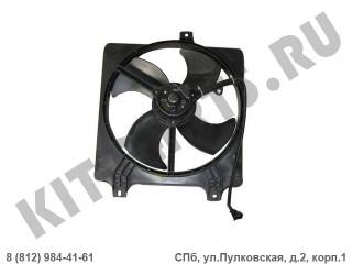 Вентилятор радиатора охлаждения двигателя для Lifan Smily F1308100C1