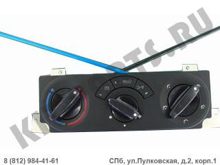 Блок управления отопителя для Lifan Smily F8112100B16