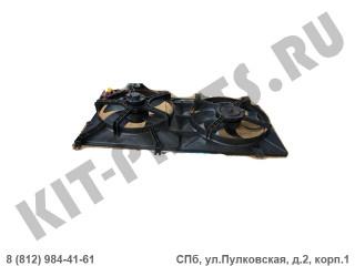 Вентиляторы радиатора охлаждения для Lifan X60, Cebrium S1308000