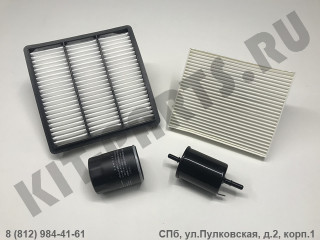Комплект фильтров для Great Wall Hover H3