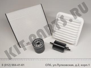 Комплект фильтров для Geely MK, Geely MK Cross