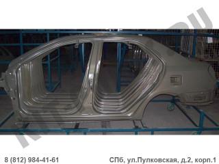 Боковина кузова левая для Geely MK 101200421402