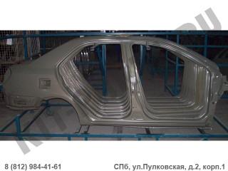 Боковина кузова правая для Geely MK 101200467402