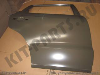 Дверь задняя правая для Geely Emgrand X7 NL4 101203648001C15