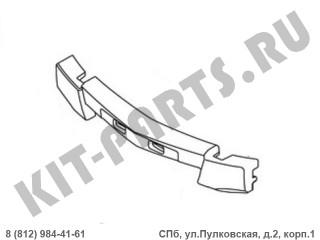 Абсорбер переднего бампера для Geely MK 1018002998