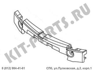 Абсорбер переднего бампера для Geely MK, Geely MK Cross 101800615301