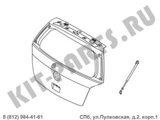 Амортизатор крышки багажника правый для Geely MK Cross 101800621152