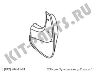 Брызговик задний левый для Geely GC6 1018024335
