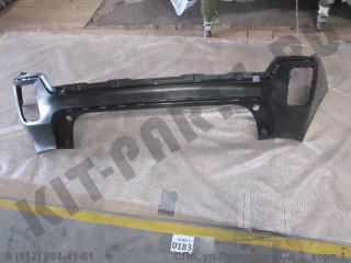 Бампер задний (верхняя часть) для Geely Emgrand X7 NL4 1018059077