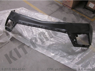 Бампер передний (верхняя часть) для Geely Emgrand X7 NL4 101805956259