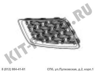 Заглушка противотуманной фары левая для Geely Emgrand X7 NL4 1018059827