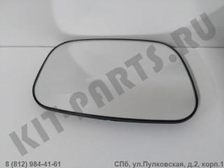 Зеркальный элемент левый для Geely MK, Geely MK Cross 1058000020