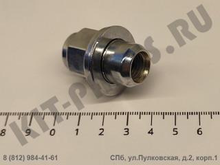 Гайка колеса (литой диск) для Lifan X60, Cebrium, Murman 1891237T13F6