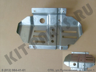Брызговик двигателя для Great Wall Hover H5 2802101K84