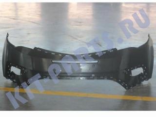 Бампер передний (верхняя часть) для Geely Atlas 6010009400