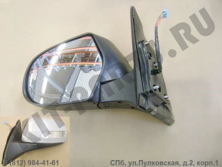 Зеркало левое для Great Wall Hover H3, Hover H5 8202100K24