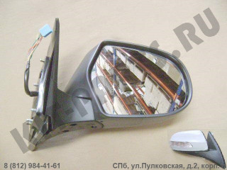 Зеркало правое для Great Wall Hover H3, Hover H5 8202200K24