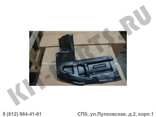 Защита двигателя левая для Lifan X50 A2803171