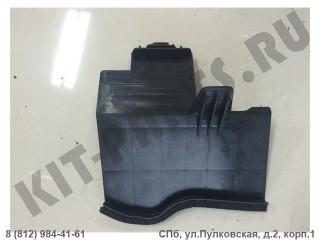 Дефлектор радиатора кондиционера левый для Lifan X50 AAB8131110