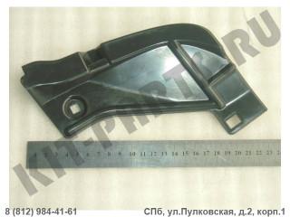 Брызговик задний левый (передний) для Lifan Solano B5400337