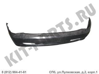 Бампер задний (без парктроника) для Lifan Smily F2804111B1