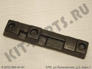 Абсорбер заднего бампера левый для Lifan Smily F2804123
