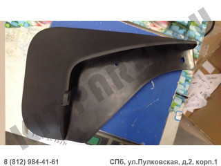 Брызговик задний левый для Lifan Myway PBA5512171