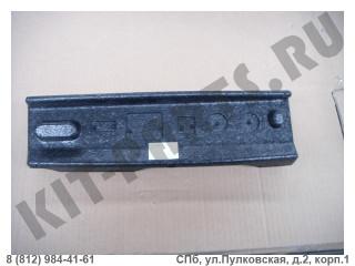 Демпфер заднего бампера левый для Lifan X60 S2804121