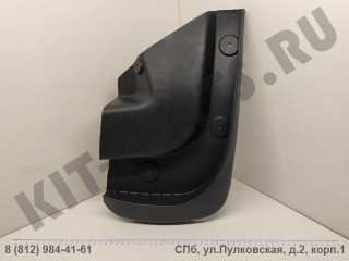 Брызговик задний правый для Lifan X60 S5512161A2