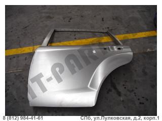 Дверь задняя левая для Lifan X60 S6201001