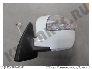 Зеркало левое (c обогревом) для Lifan X60 S8202100C1