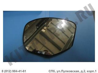 Зеркальный элемент левый (c обогревом) для Lifan X60 S8202150C1