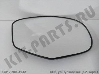 Зеркальный элемент правый (c обогревом) для Lifan X60 S8202250C1