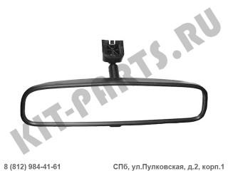 Зеркало заднего вида внутрисалонное для Hyundai Solaris I 851011M000